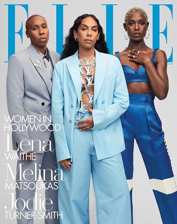 Elle Magazine Cover Bermuda Oct 2019 (9)