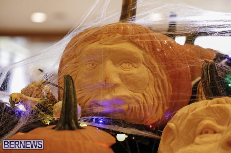 Fairmont Southampton Pumpkin Carving Bermuda Oct 2019 (19)