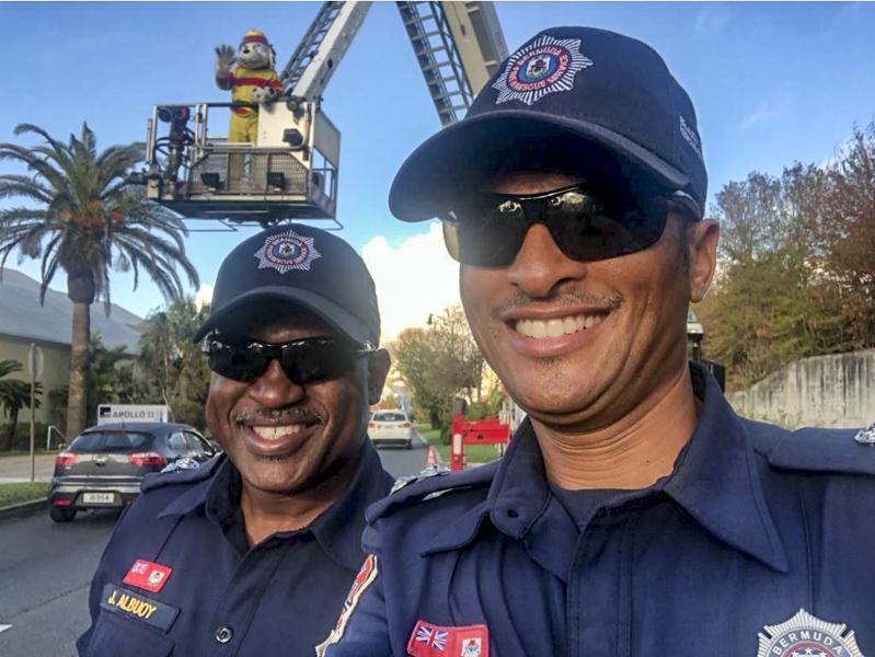 Fire Safety Awareness Week Bermuda, October 3 2019-34-10