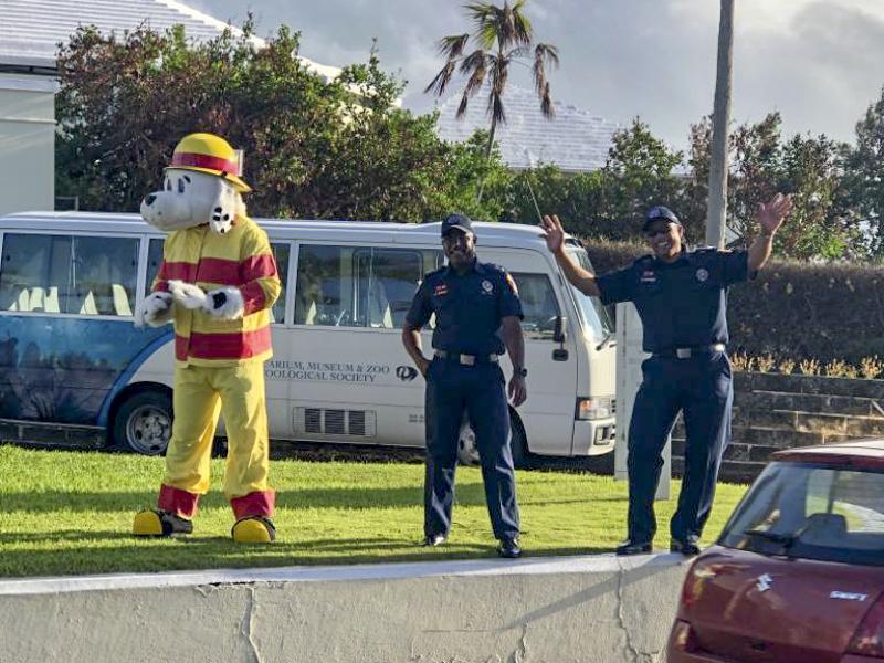 Fire Safety Awareness Week Bermuda, October 3 2019-34-3