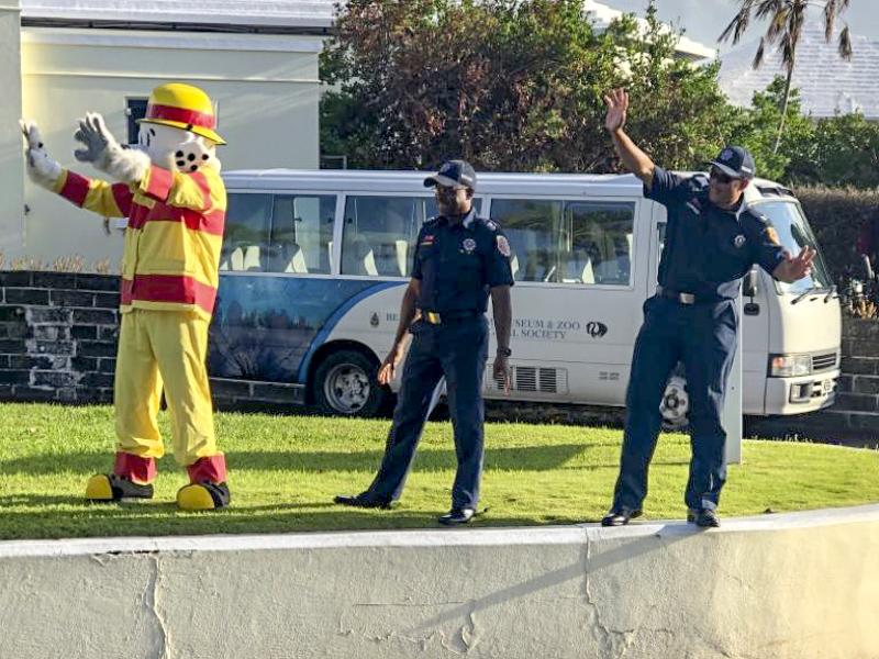Fire Safety Awareness Week Bermuda, October 3 2019-34-6