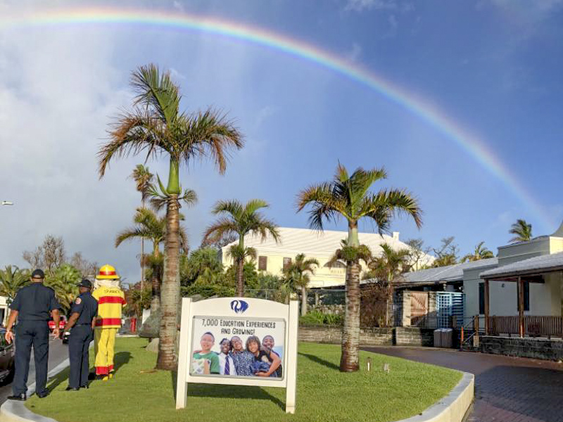 Fire Safety Awareness Week Bermuda, October 3 2019-34