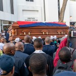 Firefighter Ramsay Bo Saggar Funeral Bermuda, October 27 2019-9926