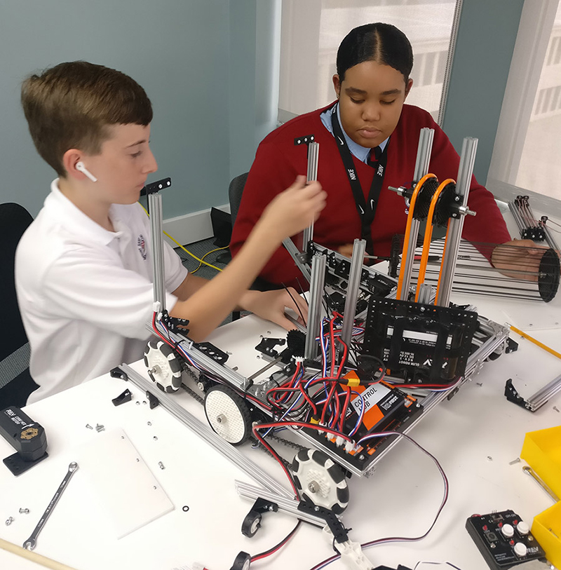First Global Robotics Bermuda Oct 2019 (1)