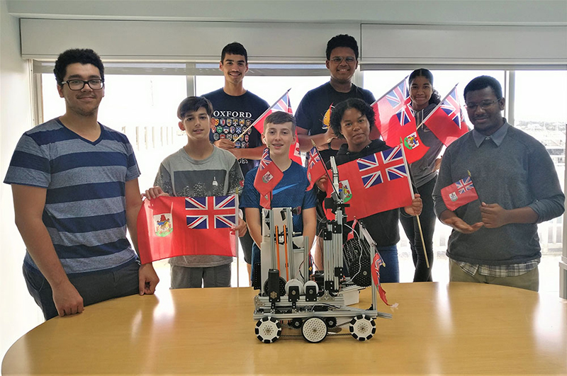 First Global Robotics Bermuda Oct 2019 (2)