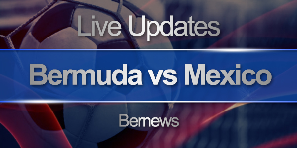 Football Bermuda vs Mexico TC Live Updates 2