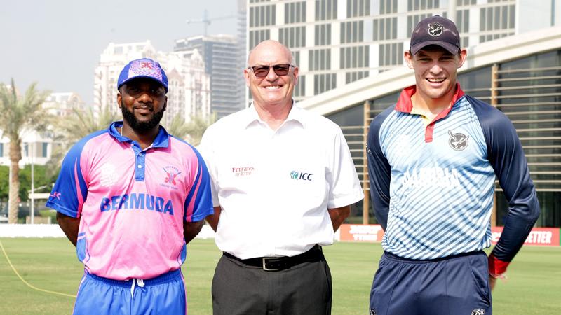 ICC cricket Bermuda vs Namibia Oct 2019 (1)