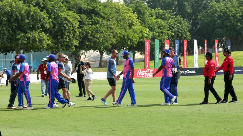 ICC cricket Bermuda vs Namibia Oct 2019 (11)