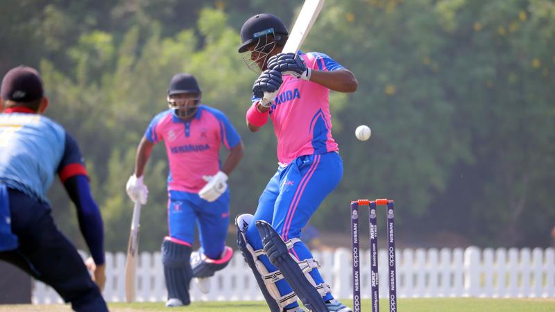 ICC cricket Bermuda vs Namibia Oct 2019 (4)