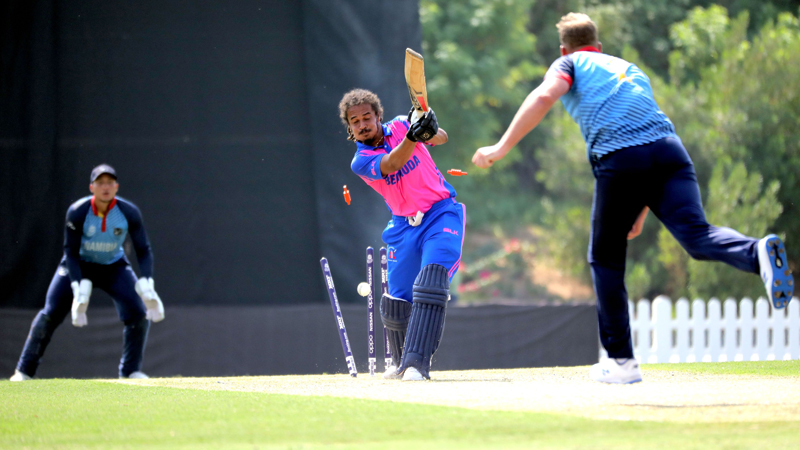 ICC cricket Bermuda vs Namibia Oct 2019 (8)