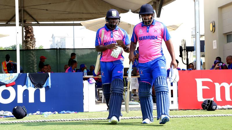 ICC cricket Bermuda vs Namibia Oct 2019 (9)