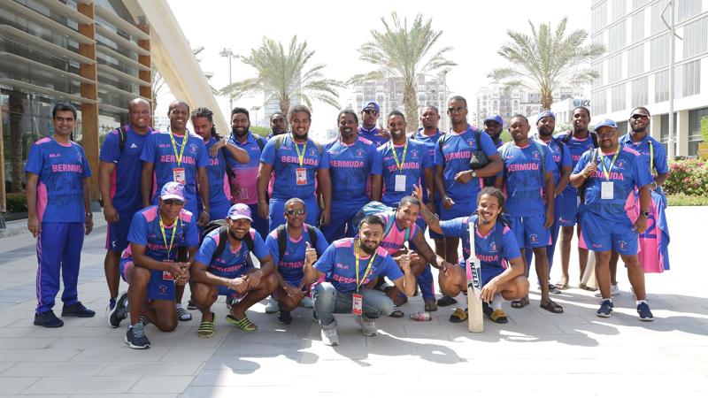 ICC cricket Oct 2019 Bermuda vs Kenya (1)