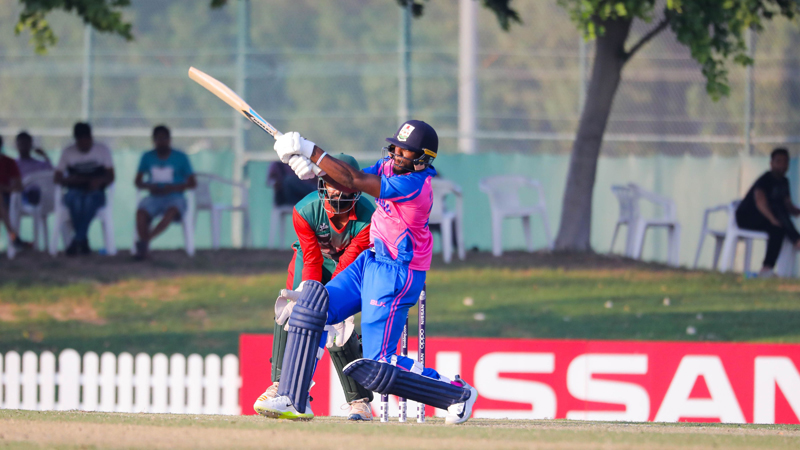 ICC cricket Oct 2019 Bermuda vs Kenya (2)