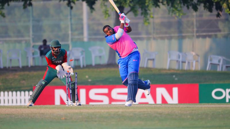 ICC cricket Oct 2019 Bermuda vs Kenya (3)