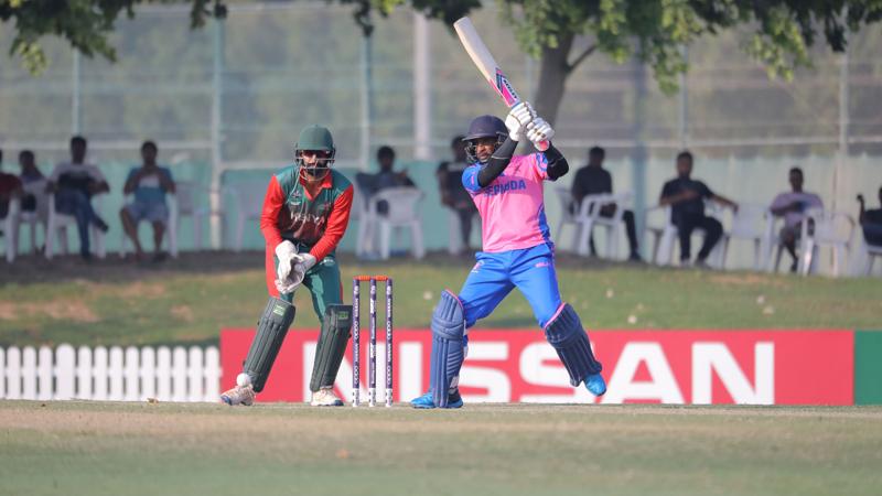 ICC cricket Oct 2019 Bermuda vs Kenya (4)