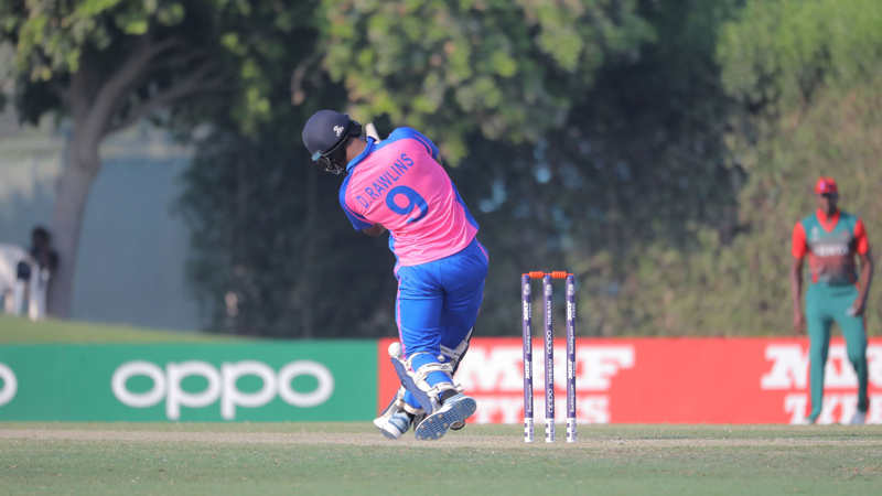 ICC cricket Oct 2019 Bermuda vs Kenya (5)