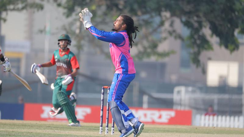 ICC cricket Oct 2019 Bermuda vs Kenya (7)