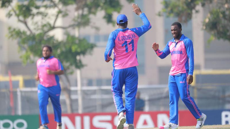 ICC cricket Oct 2019 Bermuda vs Kenya (9)