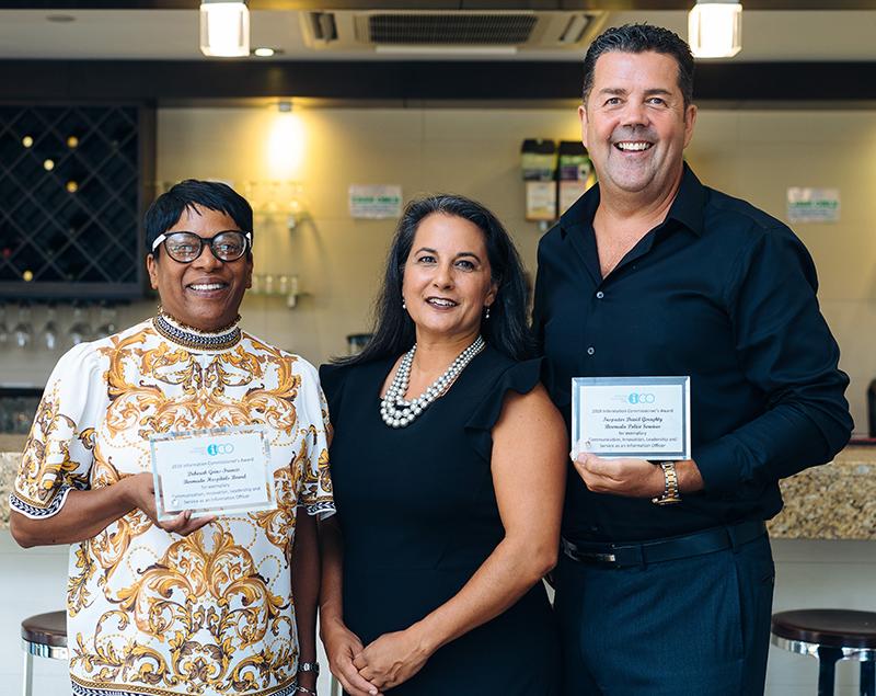 Information Commissioner's Award Bermuda Oct 2019 (2)