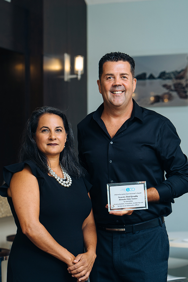 Information Commissioner's Award Bermuda Oct 2019 (4)