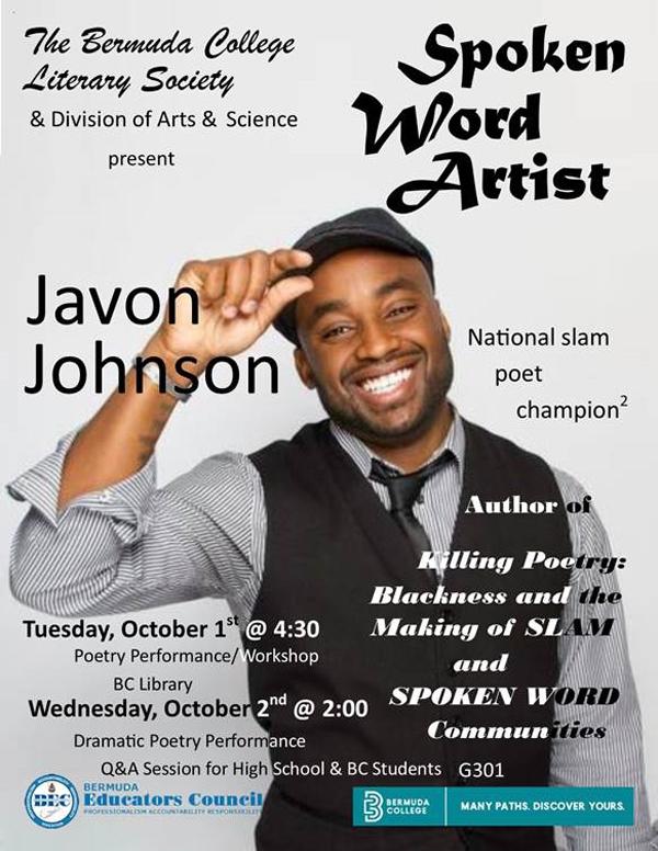 Javon Johnson September 2019