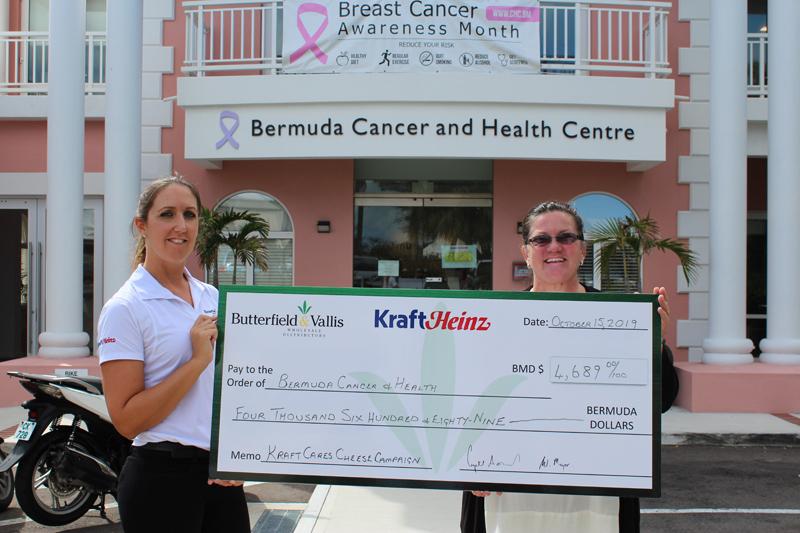 Lauren Purvey & Deborah Titterton Narraway Bermuda Oct 2019