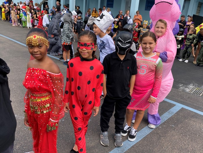 MSA Halloween Parade Bermuda Oct 31 2019 (1)