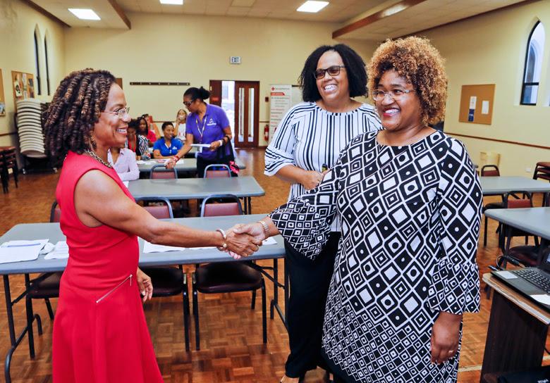Mental Health First Aid workshop Bermuda Oct 2019 (1)
