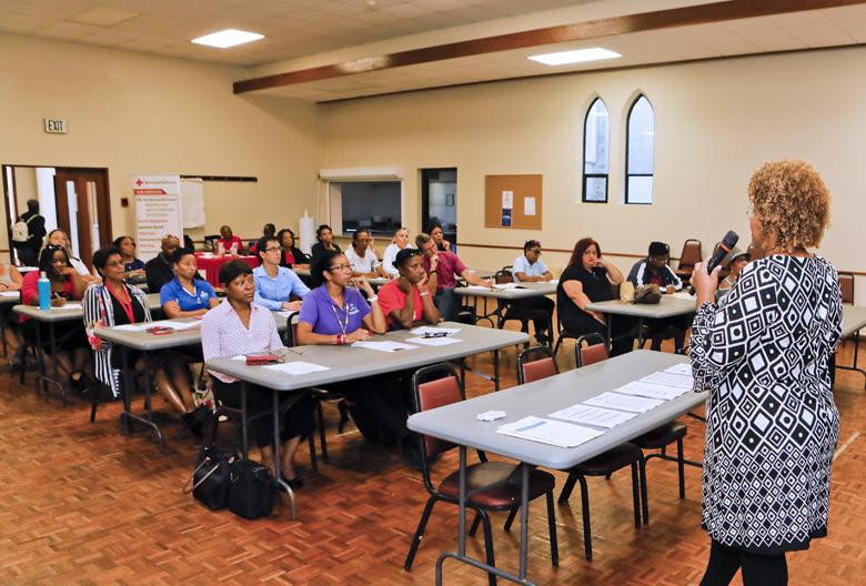 Mental Health First Aid workshop Bermuda Oct 2019 (3)