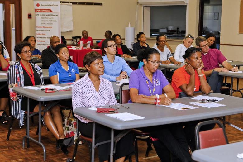 Mental Health First Aid workshop Bermuda Oct 2019 (4)