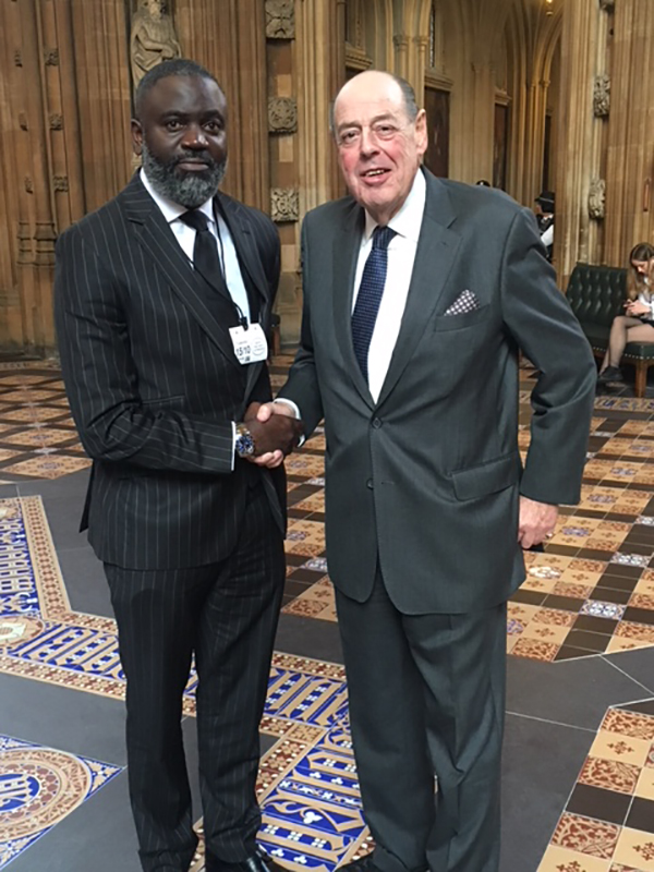 Minister Caines In London Bermuda Oct 20 2019 (3)