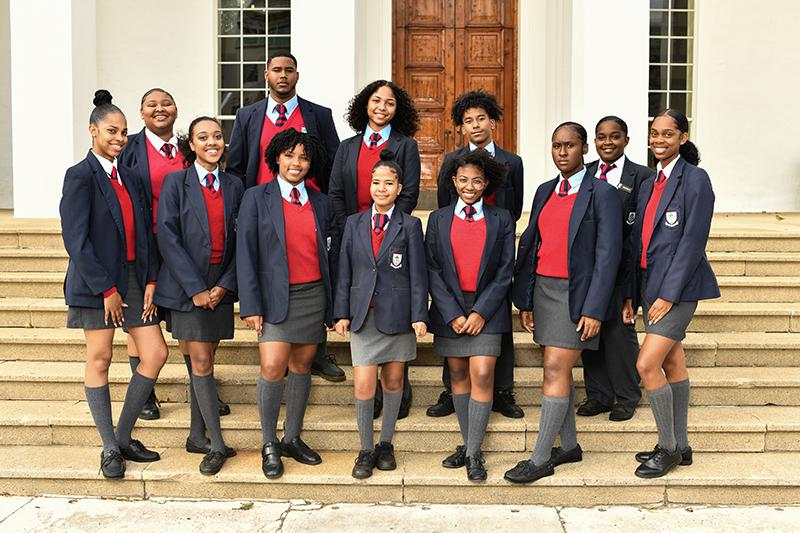 Mr. & Miss CedarBridge Academy Bermuda Oct 2019