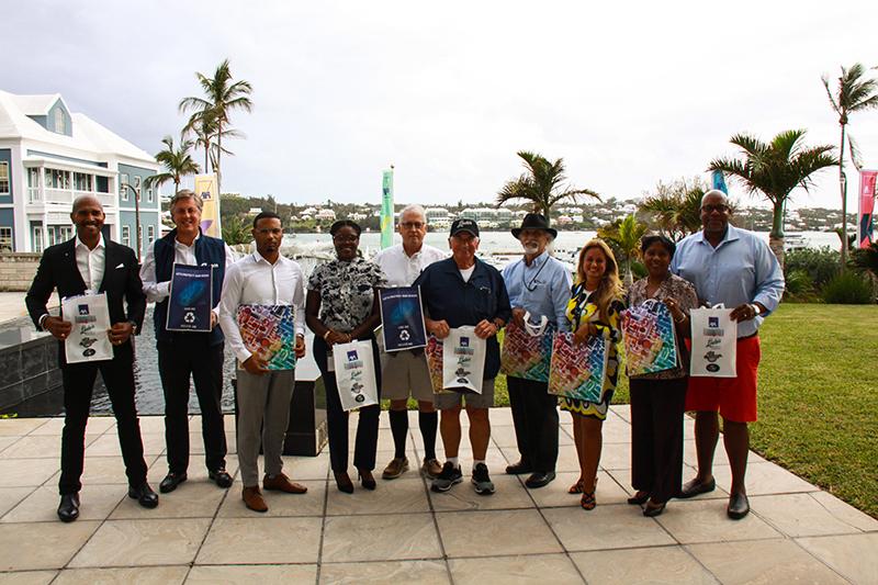 Ocean Protection Education Campaign Bermuda Oct 2019