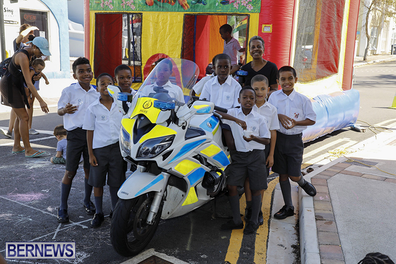 Police Week Open House Hamilton Bermuda, October 2 2019 (10)