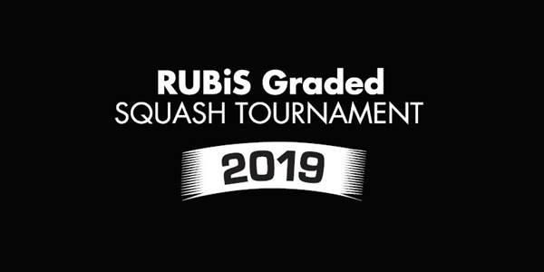 RUBiS Graded Squash Tournament Bermuda Oct 2019