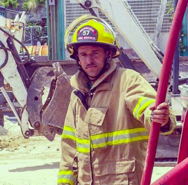 Ramsay Bo Saggar Bermuda Fire & Rescue Service BFRS, October 19 2019--4
