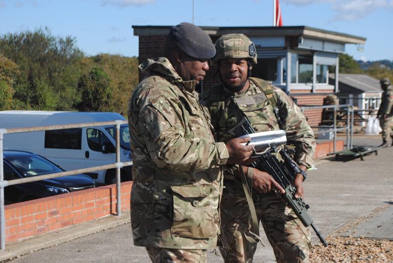 Royal Bermuda Regiment October 2019 (2)