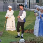Theatrical Performance Commemorating Sally Bassett's Story Bermuda, October 3 2019-1799
