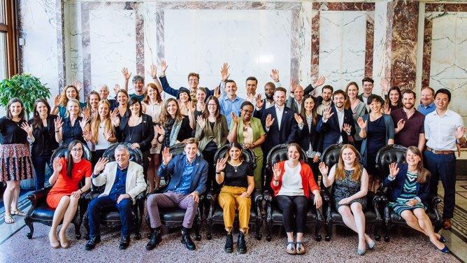 UK Scholars & Postgraduates Bermuda Oct 2019