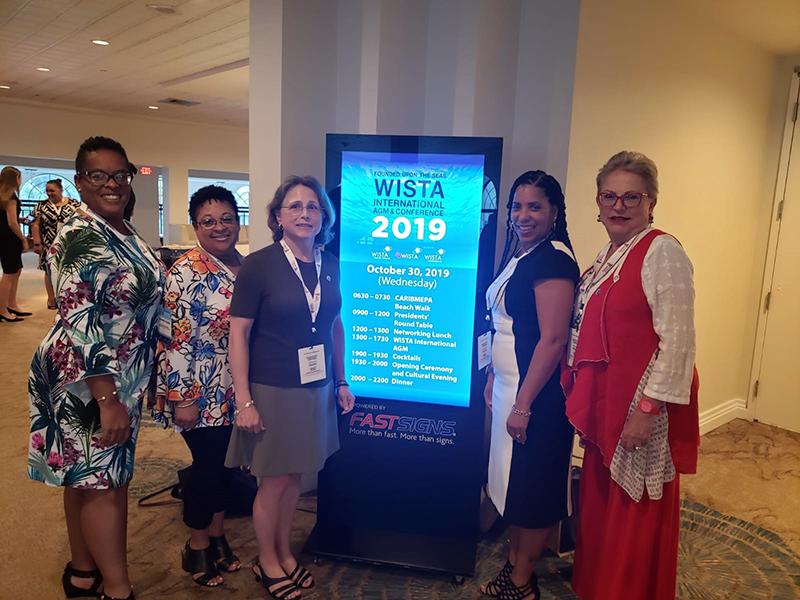 WISTA International AGM & Conference Bermuda Oct 2019