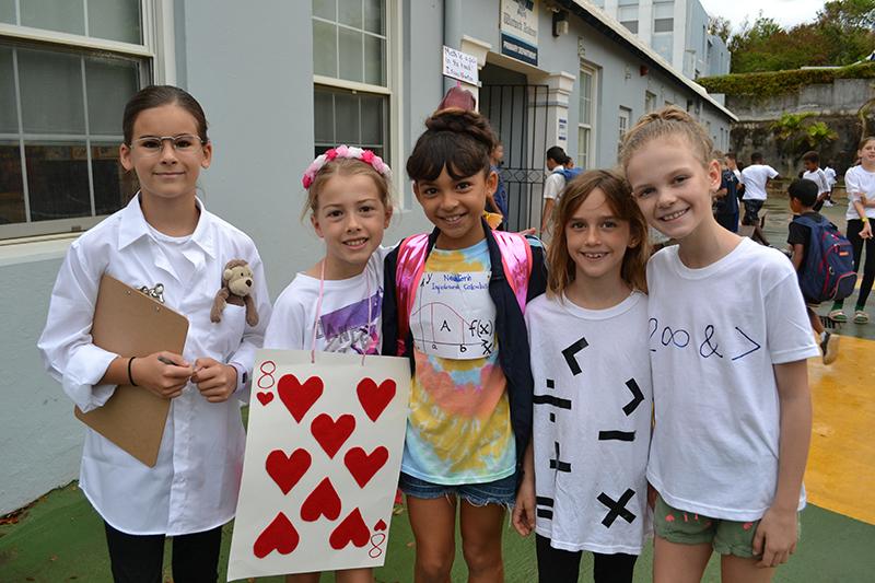 Warwick Academy Primary Theme Day Bermuda Oct 2019 (1)