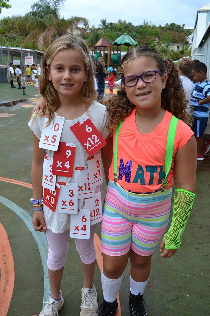 Warwick Academy Primary Theme Day Bermuda Oct 2019 (14)