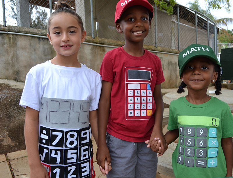 Warwick Academy Primary Theme Day Bermuda Oct 2019 (3)