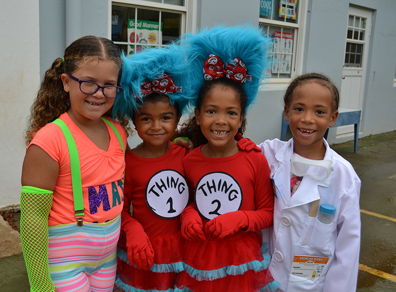 Warwick Academy Primary Theme Day Bermuda Oct 2019 (6)