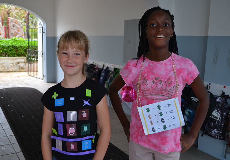 Warwick Academy Primary Theme Day Bermuda Oct 2019 (9)