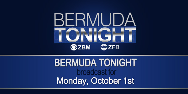 zbm 9 news Bermuda October 1 2018 tc
