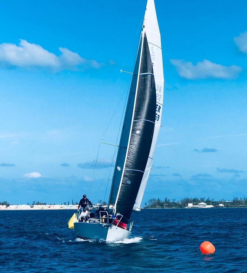 Bacardi Keelboat Regatta Bermuda, November 23 2019 (2)
