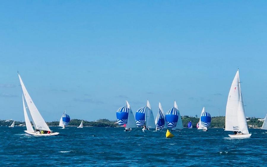 Bacardi Keelboat Regatta Bermuda, November 23 2019 (5)