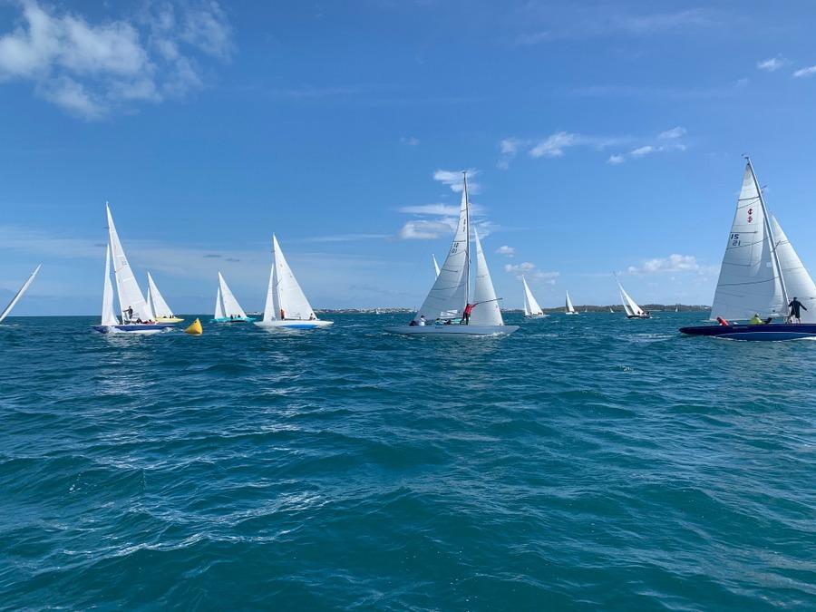 Bacardi Keelboat Regatta Bermuda, November 23 2019 (8)