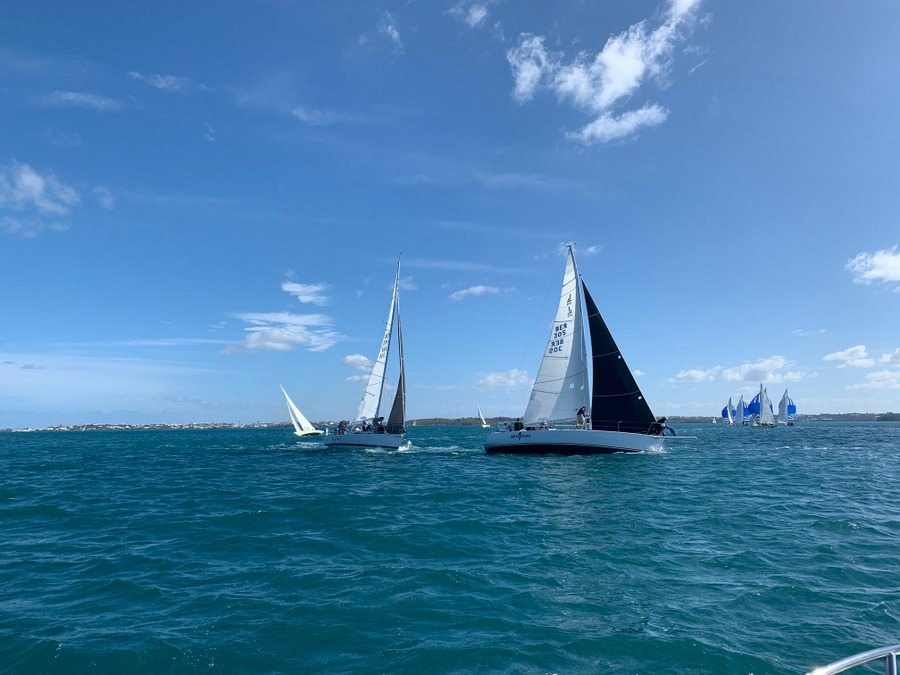 Bacardi Keelboat Regatta Bermuda, November 23 2019 (9)
